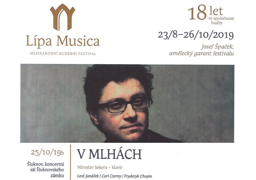 Lípa Musica ve Šluknovském zámku