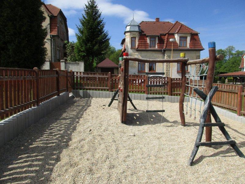 Dětská hřiště ve Šluknově