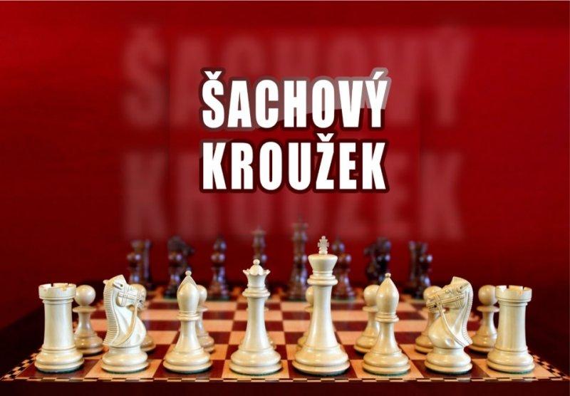 Šachový kroužek pro děti a mládež