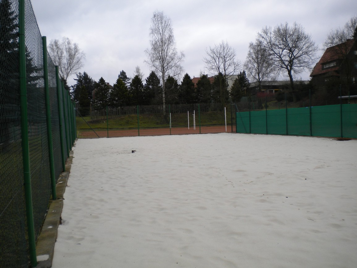 Rezervace a informace o tenisových kurtech
