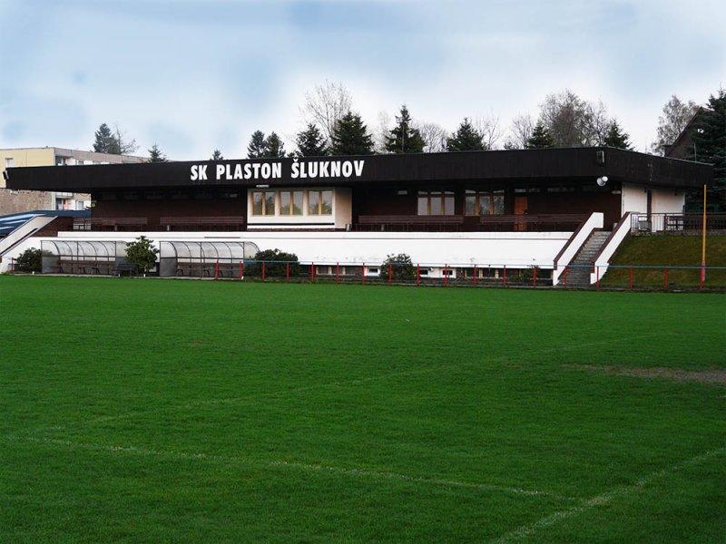 SK PLASTON Šluknov - fotbalový klub