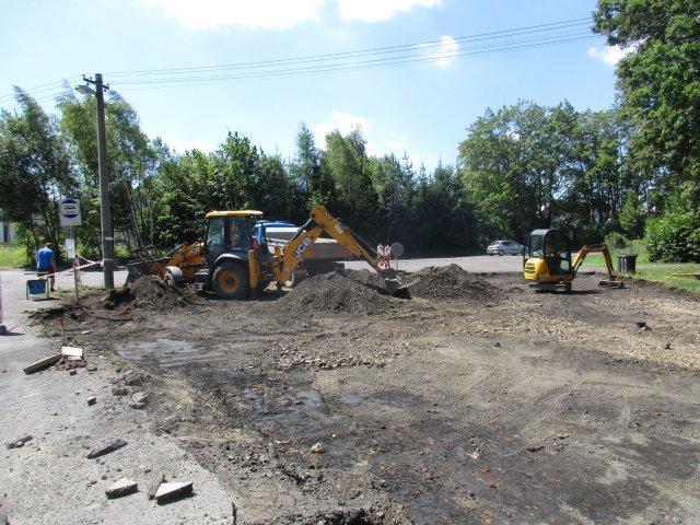 Novinky z letní stavební sezóny