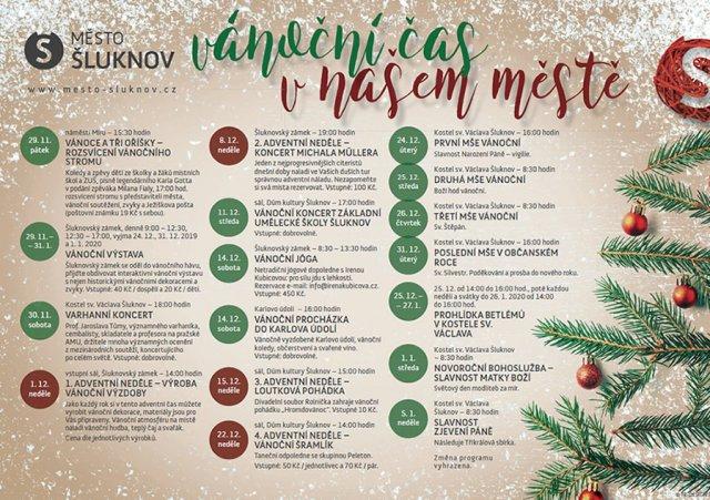 Vánoční čas ve Šluknově