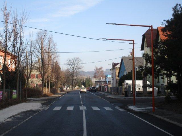 """Nové """"Oranžové"""" přechody v ulici T. G. Masaryka"""