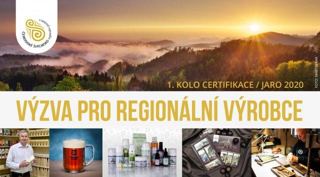 Výzva pro regionální výrobce