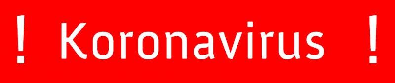 """Pro větší přehlednost byla na webu v rámci zpravodajství zřízena nová rubrika s názvem """"Koronavirus"""""""