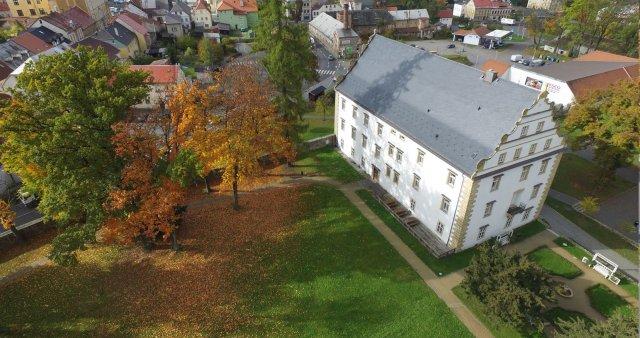 Oznámení o uzavření provozu Šluknovského zámku