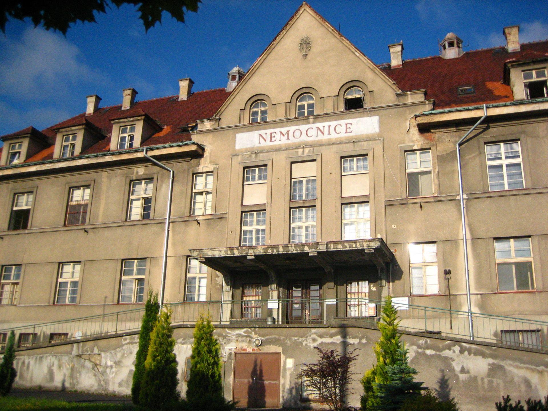 Opatření Lužické nemocnice v Rumburku