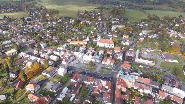 Aktuální informace pro občany Šluknova a okolí, včetně interaktivní mapy zobrazující aktualizovaný přehled stavu všech okresů v ČR