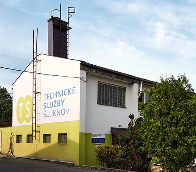 Technické služby Šluknov mají nové webové stránky