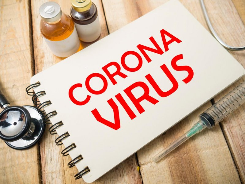 "Rubrika ""Koronavirus"" je bohužel stále v provozu"