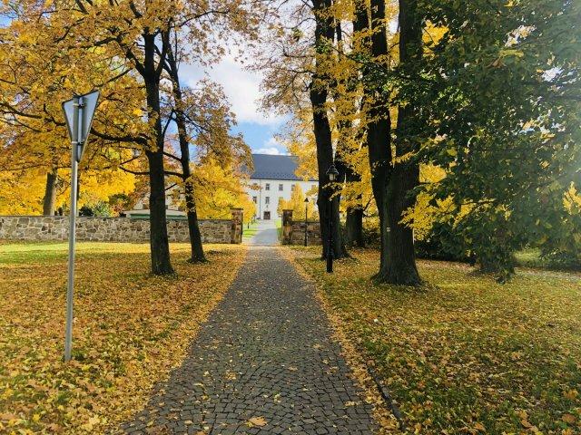 Oznámení o znovuotevření provozu Šluknovského zámku