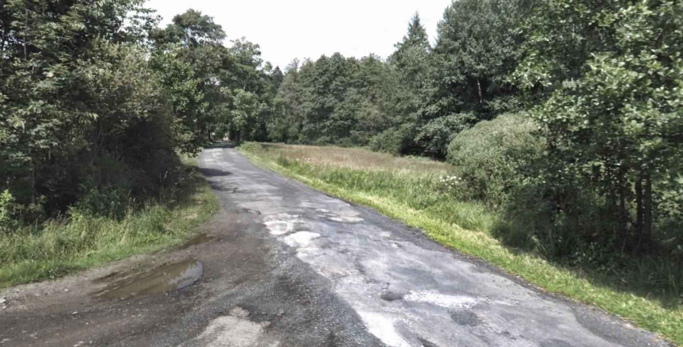 Silnici Šluknov - Brtníky (přes Kunratice) čeká již brzy kompletní rekonstrukce