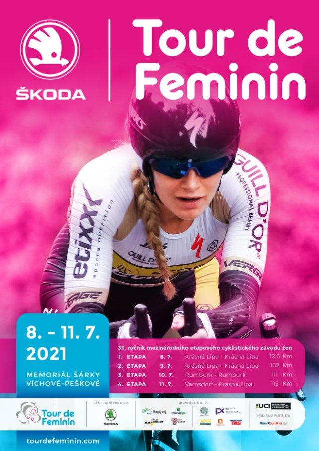 Tour de Feminin 2021